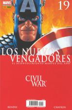 Los Nuevos Vengadores Vol.1 nº 19