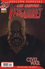 Los Nuevos Vengadores Vol.1 nº 20 (Ed.Especial)