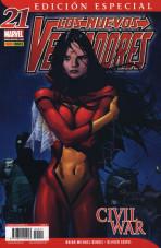 Los Nuevos Vengadores Vol.1 nº 21 (Ed.Especial)
