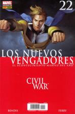 Los Nuevos Vengadores Vol.1 nº 22
