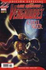 Los Nuevos Vengadores Vol.1 nº 22 (Ed.Especial)
