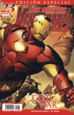 Los Nuevos Vengadores Vol.1 nº 23 (Ed.Especial)