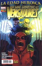 Los Nuevos Vengadores Vol.2 nº 3