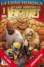 Los Nuevos Vengadores Vol.2 - Etapa Brian Michael Bendis Completa