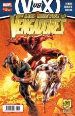 Los Nuevos Vengadores Vol.2 nº 25