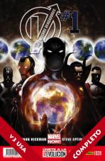 Los Nuevos Vengadores Vol.2 - v3 USA (Jonathan Hickman) completo
