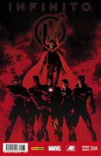 Los Nuevos Vengadores Vol.2 nº 34
