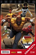 Poderosos Vengadores Vol.1 - Completa -