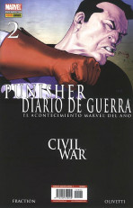 Punisher: Diario de Guerra Vol.1 nº 2
