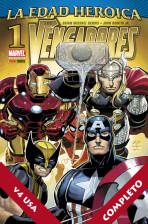 Los Vengadores Vol.4 - Etapa Brian Michael Bendis Completa