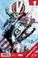 Vengadores Mundiales Vol.1 - Completa -