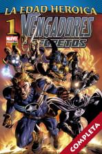 Vengadores Secretos Vol.1 - Completa -