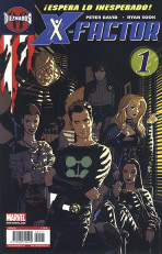 X-Factor Vol.1 nº 1