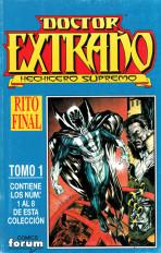 Doctor Extraño: Rito Final Vol.1 Tomo Obra Completa