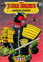 Judge Dredd's Archivos del Crimen Vol.1 nº 1