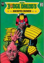 Judge Dredd's Archivos del Crimen Vol.1 nº 3