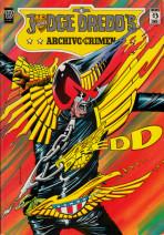 Judge Dredd's Archivos del Crimen Vol.1 nº 4
