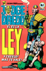 Judge Dredd Vol.1 nº 1