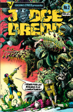 Judge Dredd Vol.1 nº 2