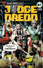Judge Dredd Vol.1 nº 3
