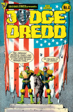Judge Dredd Vol.1 nº 4