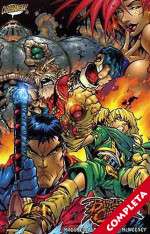 Battle Chasers Vol.1 - Completa