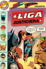 Super Ases Vol.1 nº 2 - Liga Justiciera