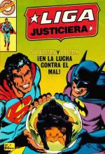 Super Ases Vol.1 nº 3 - Liga Justiciera