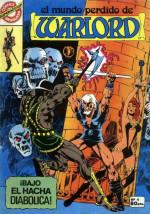 Warlord Vol.1 nº 4