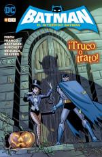 El Intrépido Batman: ¡Truco o trato!
