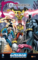 Convergencia. Batman: Crisis en Tierras Infinitas