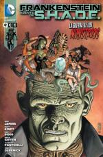 Frankenstein, agente de S.H.A.D.E.: La guerra de los monstruos Vol.Unico nº Especial