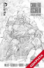 Caballero Oscuro III: La Raza Superior Vol.1 (Cartoné) - Completa -
