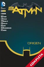 Batman Vol.1 - Origen - Completa -