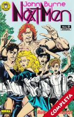 Next Men Vol.1 - Completa