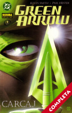 Green Arrow: Carcaj Vol.1 - Completa -