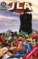JLA: Torre de Babel Vol.1 - Completa -