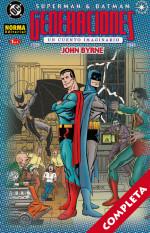 Superman / Batman: Generaciones Vol.1 - Completa -