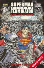 Superman versus Terminator: Muerte en el Futuro Vol.1 - Completa -