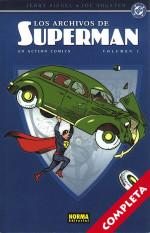 Los Archivos de Superman Vol.1 - Completa -