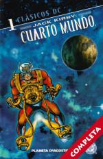 Jack Kirby: Cuarto Mundo Vol.1 - Completa -