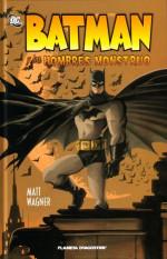 Batman y los Hombres Monstruo
