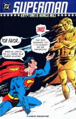 Clásicos DC. Superman: Kryptonita Nunca más