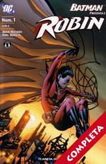 Batman Presenta - Robin Vol.1 - Completa -