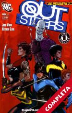 DC Presenta Vol.1 - Outsiders Vol.2 - Completa -
