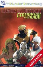 Liga de la Justicia: Generación Perdida Vol.1 - Completa -