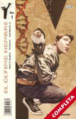Y, El último hombre Vol.1 - Completa -
