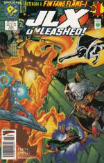 Amalgam - JLX Unleashed!