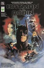 Batman & Robin (Adaptación oficial en cómic)