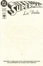 Superman: La Boda